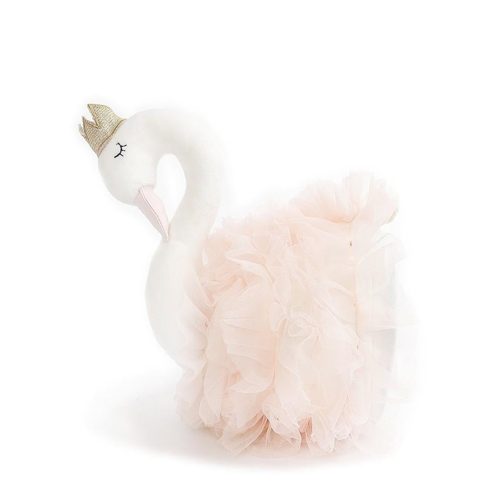 Princess Swan Wall Mount - Ellie and Piper