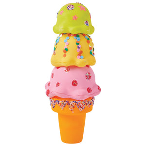 Paint Your Own Ice Cream Cone - Ellie and Piper