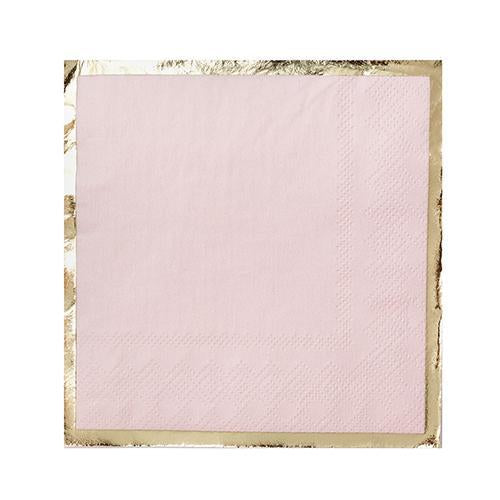 Party Cocktail Napkin - On Wednesdays We Wear Pink
