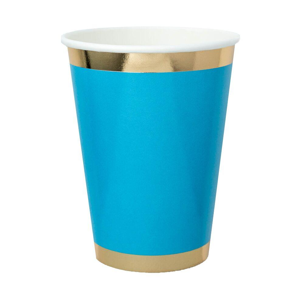 Party Cup - Blue My Mind Turquoise - Ellie and Piper