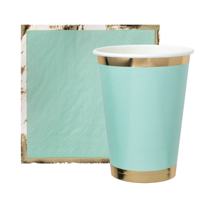 Party Cup - Chill Out Mint Green - Ellie and Piper