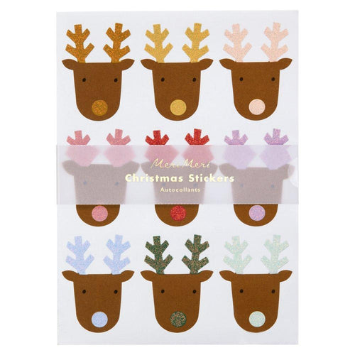 Reindeer Sticker Sheets