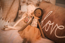 'Coco' Scented Heirloom Doll - Ellie and Piper