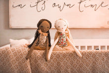 'Harlow' Scented Heirloom Doll - Ellie and Piper