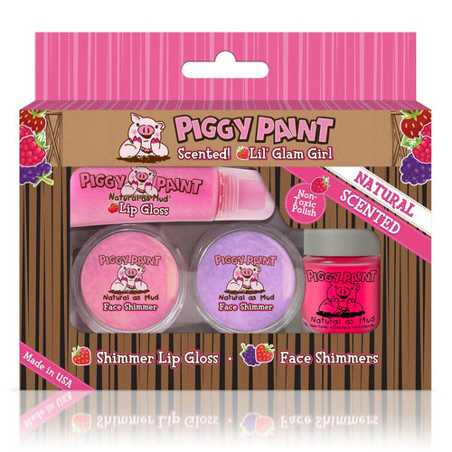 Scented Glam Girl Beauty Set