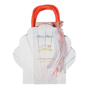 Shell Party Bags - Ellie and Piper
