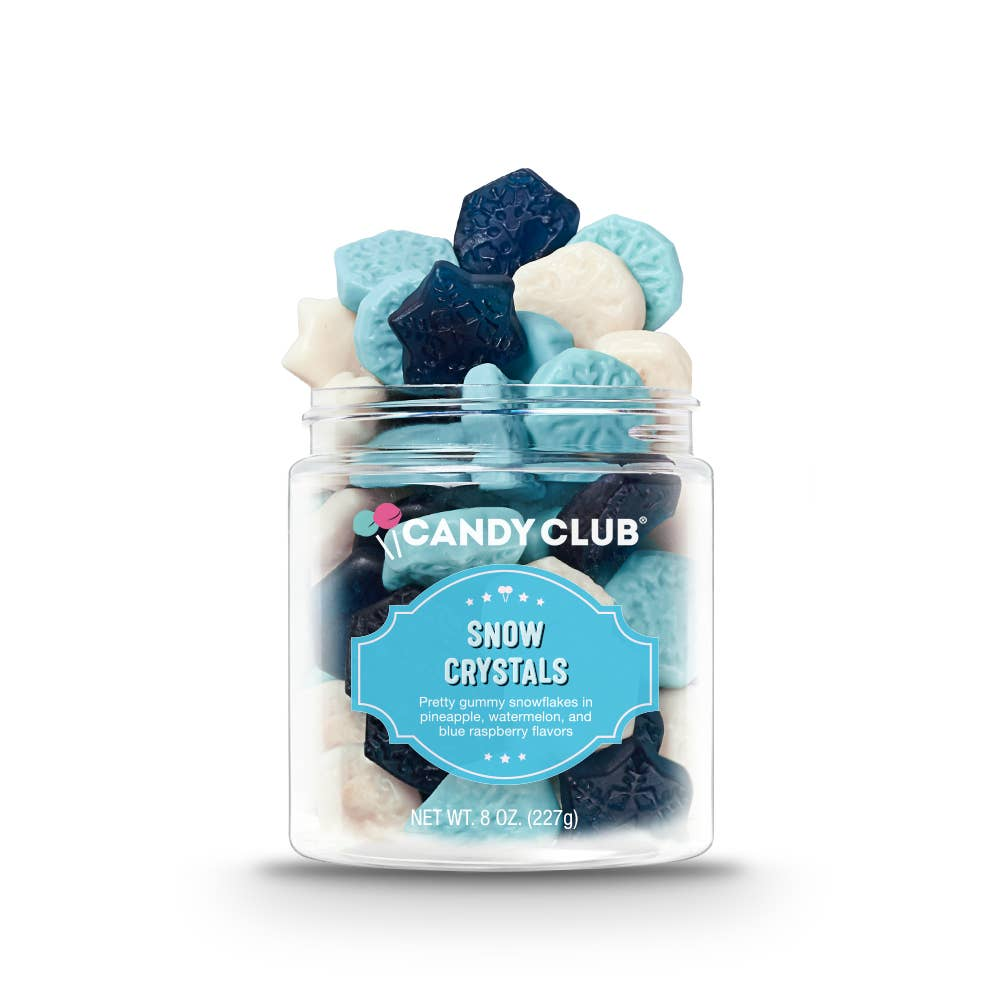 Snow Crystals Candy