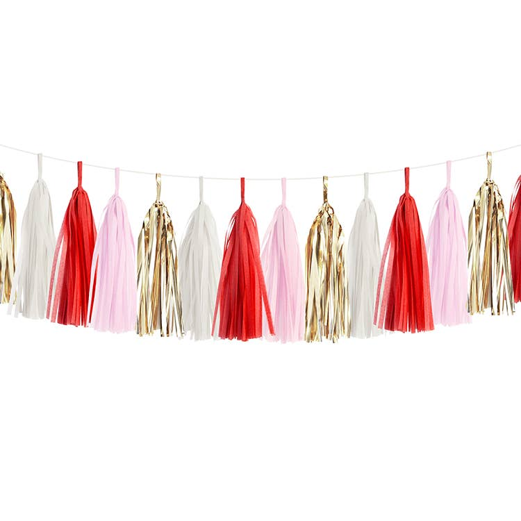 Cupid Tassel Garland Kit - Ellie and Piper