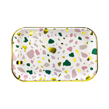 Boho Chic Rectangular Plates - Ellie and Piper