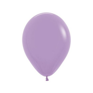 "11"" Deluxe Lilac Purple Latex Balloon - Ellie and Piper"