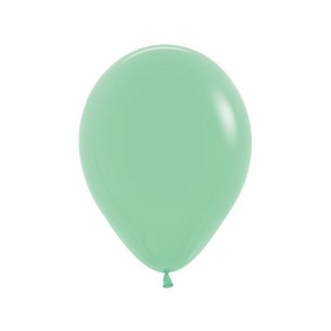 "11"" Deluxe Mint Green Latex Balloon - Ellie and Piper"