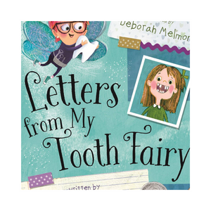 Letters from My Tooth Fairy Book - Ellie and Piper