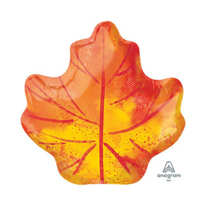 "18"" Fall Maple Leaf - Ellie and Piper"