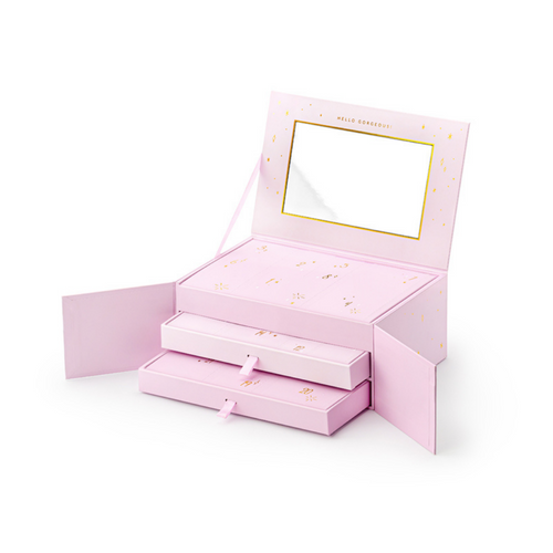 Girly Pink Accessories Advent Calendar