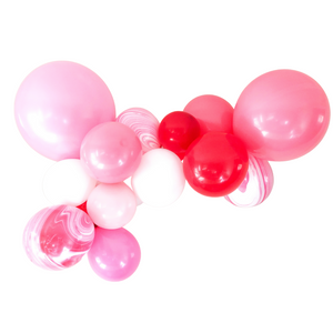Sweethearts Balloon Garland (Pack of 50) - Ellie and Piper