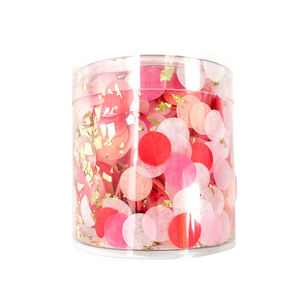Hopeless Romantic Confetti Cup - Ellie and Piper