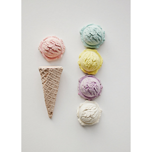 Ice Cream Sidewalk Chalk (5 colors) - Ellie and Piper