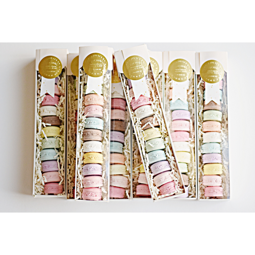 Large Macaron Box Chalk Set - Ellie and Piper