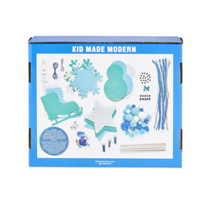 Winter Craft Kit - Ellie and Piper