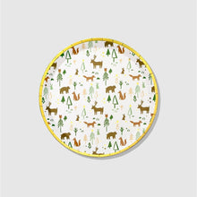 Woodland Wonders Large Plates - Ellie and Piper