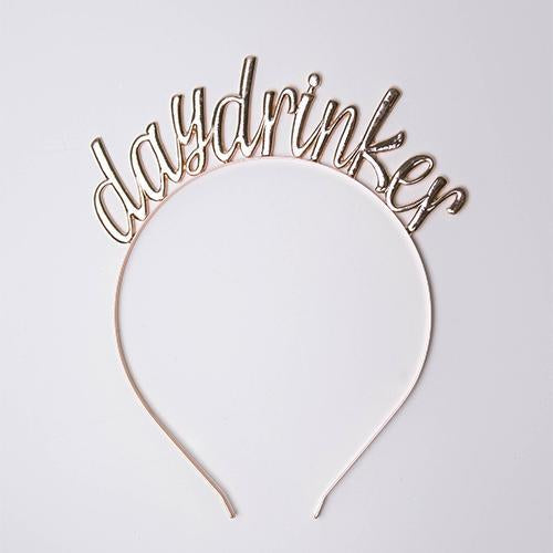 Day Drinker Headband - Ellie and Piper