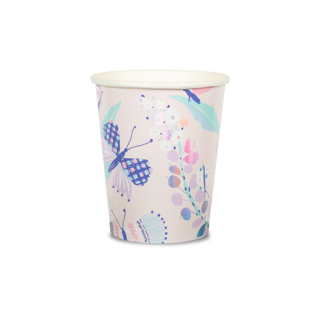Flutter Butterfly Cups - Ellie and Piper