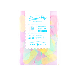 Pastel Sprinkles Mini Confetti Pack - Ellie and Piper