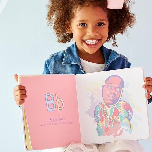 A B to Jay-Z Alphabet Children's Book