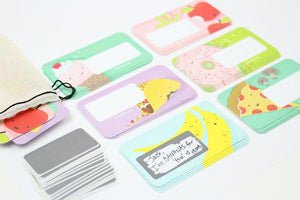 Scratch-Off Lunchbox Mini Notes for Kids