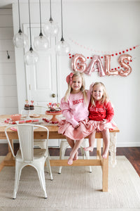 "16"" Alphabet Letters A-Z (Rose Gold) - Ellie and Piper"