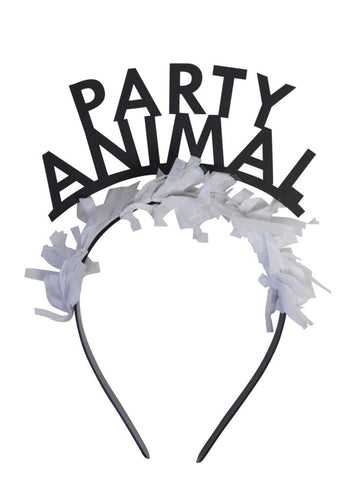 PARTY ANIMAL - SINGLE HEADBAND