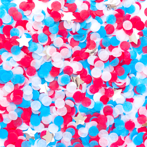 Patriotic Mini Confetti Pack