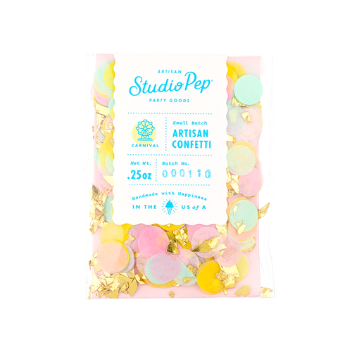 Carnival Artisan Confetti Pack - Ellie and Piper