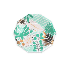 Tropicale Small Paper Plates - Ellie and Piper