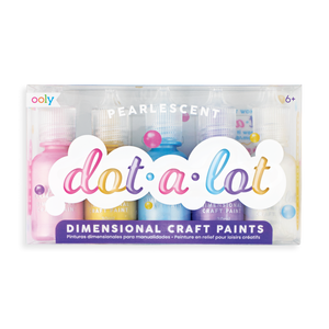 Dot-A-Lot Dot Painting Set - Ellie and Piper