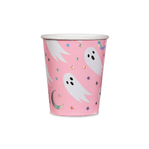 Spooked Ghost Cups