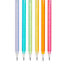 Stay Sharp Rainbow Pencils - Ellie and Piper