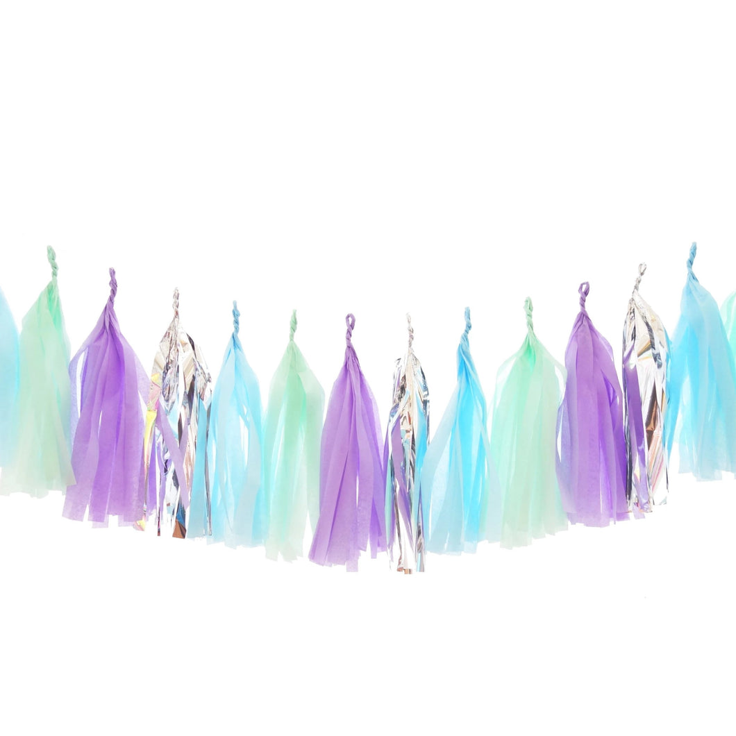Tassel Garland Mermaid