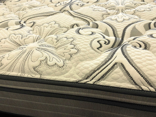 Aussie Comfort (Pillow-Top) Mattress (WA Made)(5yr Warranty) - Bedroom Central