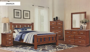 """Jamaica"" Bedroom Suite - {Arizona, Bedroom Central, BED SHOP OSBORNE PARK}"