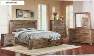 """Serengeti"" Bedroom Suite - {Goldfields, Goldfield, Bedroom Central, BED SHOP OSBORNE PARK, BED SHOP PERTH, BEDS PERTH, BED SALE PERTH}"
