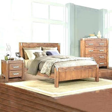 "SILVERWOOD ""Country Rustic"" Bedroom Suite - {matrix, Bedroom Central, BED SHOP OSBORNE PARK} silver wood"