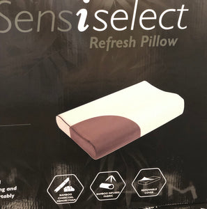 Charcoal / Bamboo Infused Memory Foam Pillow