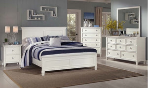"""Federation"" Bedroom Suite - {tamarack, Bedroom Central, BED SHOP OSBORNE PARK}"