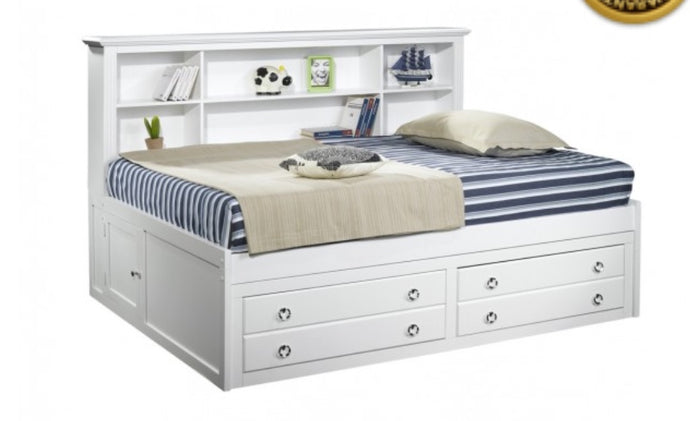 Victoria King-Single Storage Bed