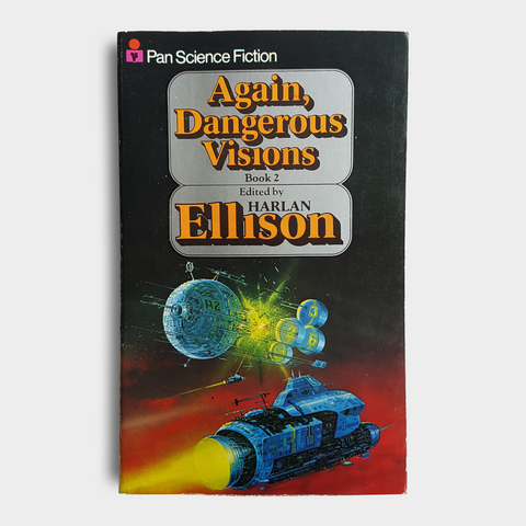 Edited by Harlan Ellison - Again, Dangerous Visions Book 2