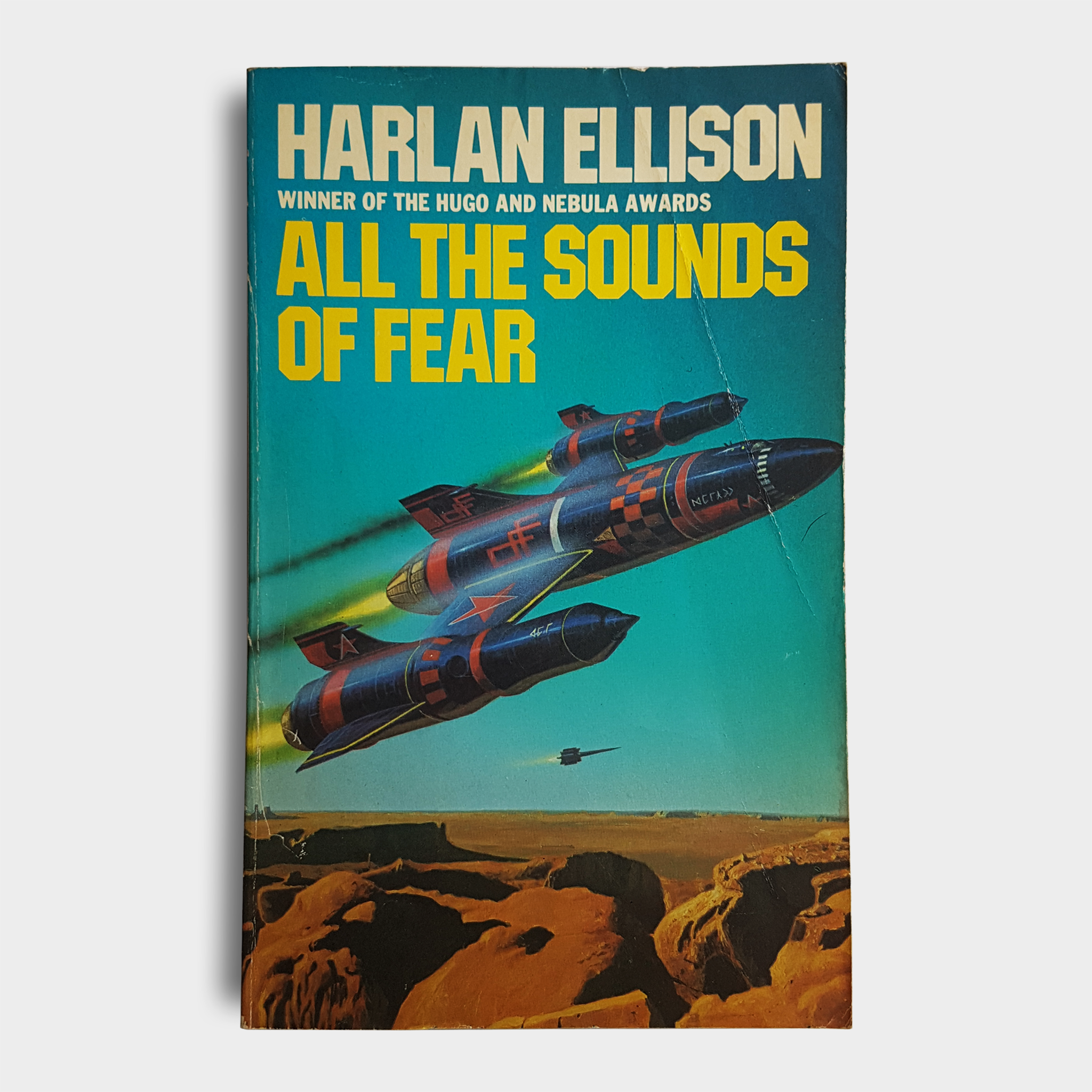 Harlan Ellison - All The Sounds of Fear