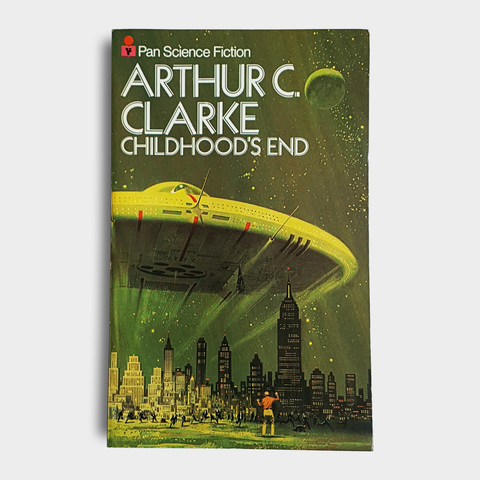 Arthur C. Clarke - Childhood's End