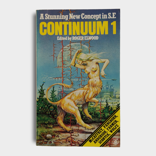Edited by Roger Elwood - Continuum 1