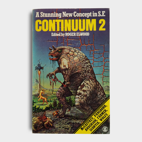 Edited by Roger Elwood - Continuum 2